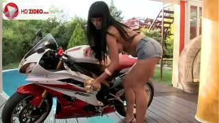 Aletta Ocean Ride Her Like a Bike HD 1080p