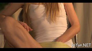cute teen babe rubs pussy to receive orgasm