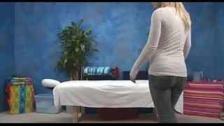 Massage parlor sex movie