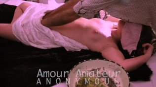 Orgasmic Coconut and Lavender Oil Erotic Massage – FULL MOVIE